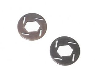 (2) Discos Frenos Carson X8 -