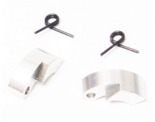 (2) Mazas Aluminio CNC Ansmann - 115085