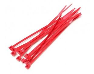 (10) Bridas pequeñas Rojas - 5604R