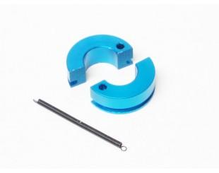 (2) Mazas Alum. Azules HSP - 122273