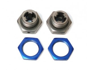 (2) Dados Hex. 23mm CEN - GS217