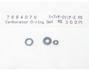 (3) O-ring Agujas Carburadores Tamiya