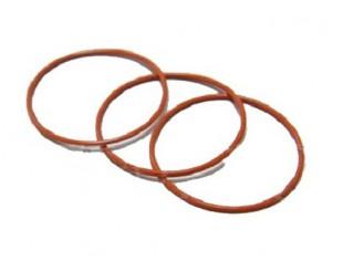 (3) O-Ring Silicona Diferencial Hyper - 87004