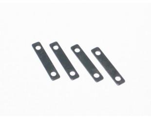 (4) Pletinas Acero 1mm HoBao Hyper - 19177