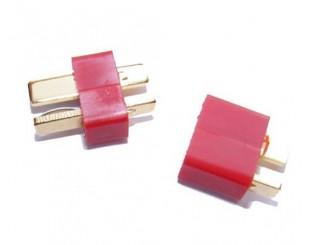 (2) Coneptores T-con Baterias Ansmann