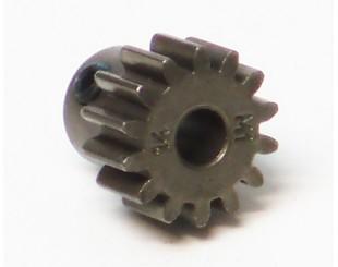 Piñon Acero 14T (M1) 5mm Traxxas XO-1