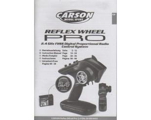 Manual Intrucciones Carson Reflex Pro - 0032