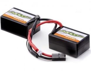 Bateria Lipo (7.4v) 5000 mAh 20C 2S AR