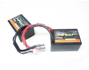 Bateria Lipo (7.4v) 5000 mAh 30C 2S AR