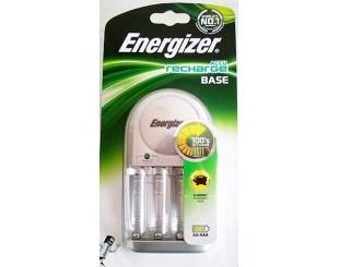 Cargador Pilas Baterias AA - AAA Energizer