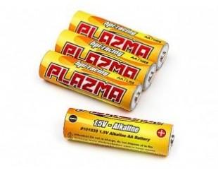 (4) Pilas Alkaline AA (1.5v) HPI - 101939