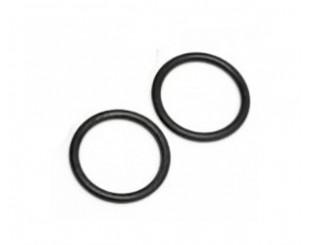 (2) O-Ring Silicona 13x1mm HPI - 75079