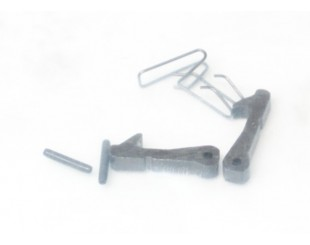 (2) Posi Lock QC Lever Team Associated - 7982