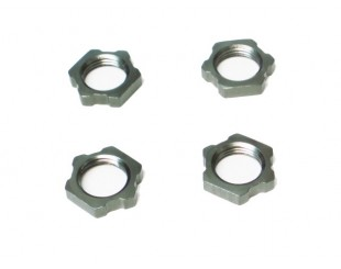 (4) Tuercas Hex. 17mm df-model -