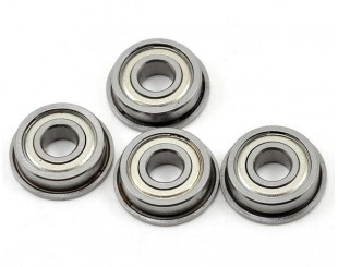 (4) Rodamientos Flanged BB 5x13x4mm Goblin