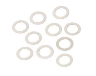 (10) Arandelas Inox. 8x10x0.2mm Kyosho