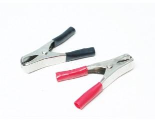 (2) Pinzas Metalicas Medianas 70mm BMI