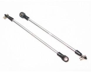 (2) Barras Tensoras Acero 115mm Traxxas