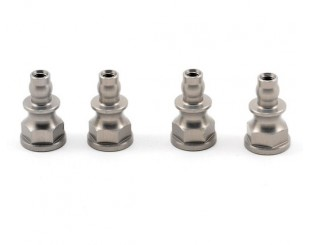 (4) Calzos Amortiguadores Mugen MBX - E0548